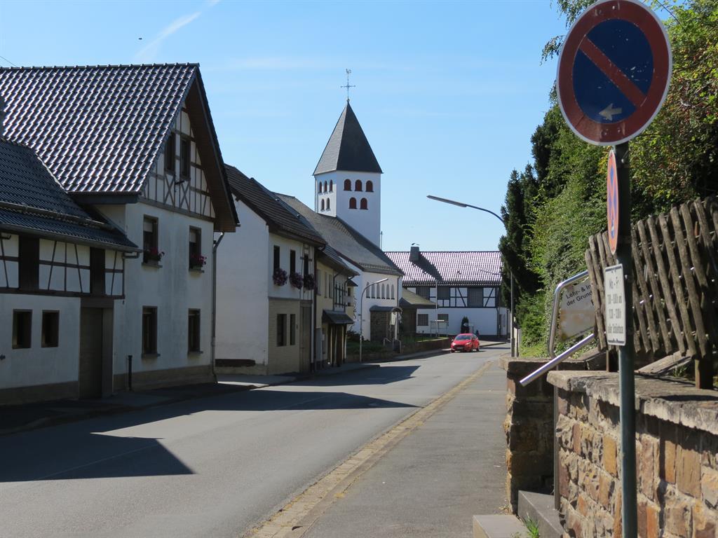 Wershofen Ortsansicht, @ Verbandsgemeinde Adenau
