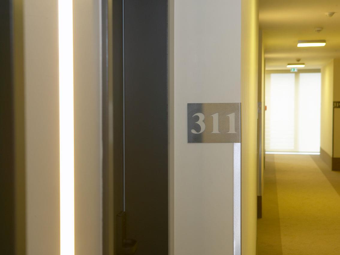 Zimmernummer