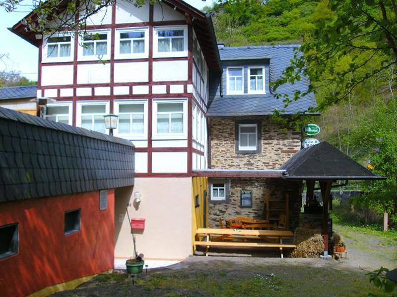 Linke Mühle - Niederfell