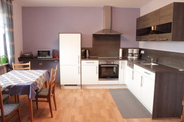 ferienwohnung escher appartement fewo dusche oder bad wc. Black Bedroom Furniture Sets. Home Design Ideas
