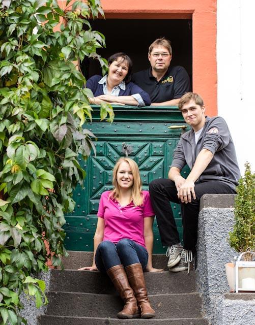 Familie Borchert