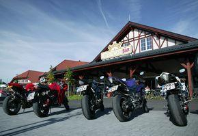Motorräder, @ Pressefoto Nürburgring