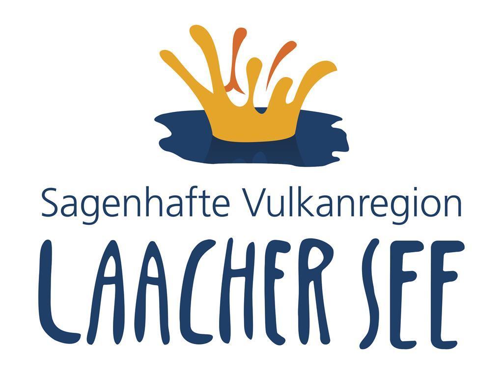 Logo, @ TI Vulkanregion Laacher See