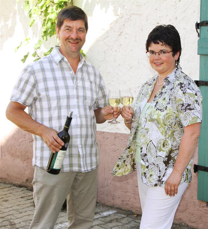 Walter und Ulrike Juengling