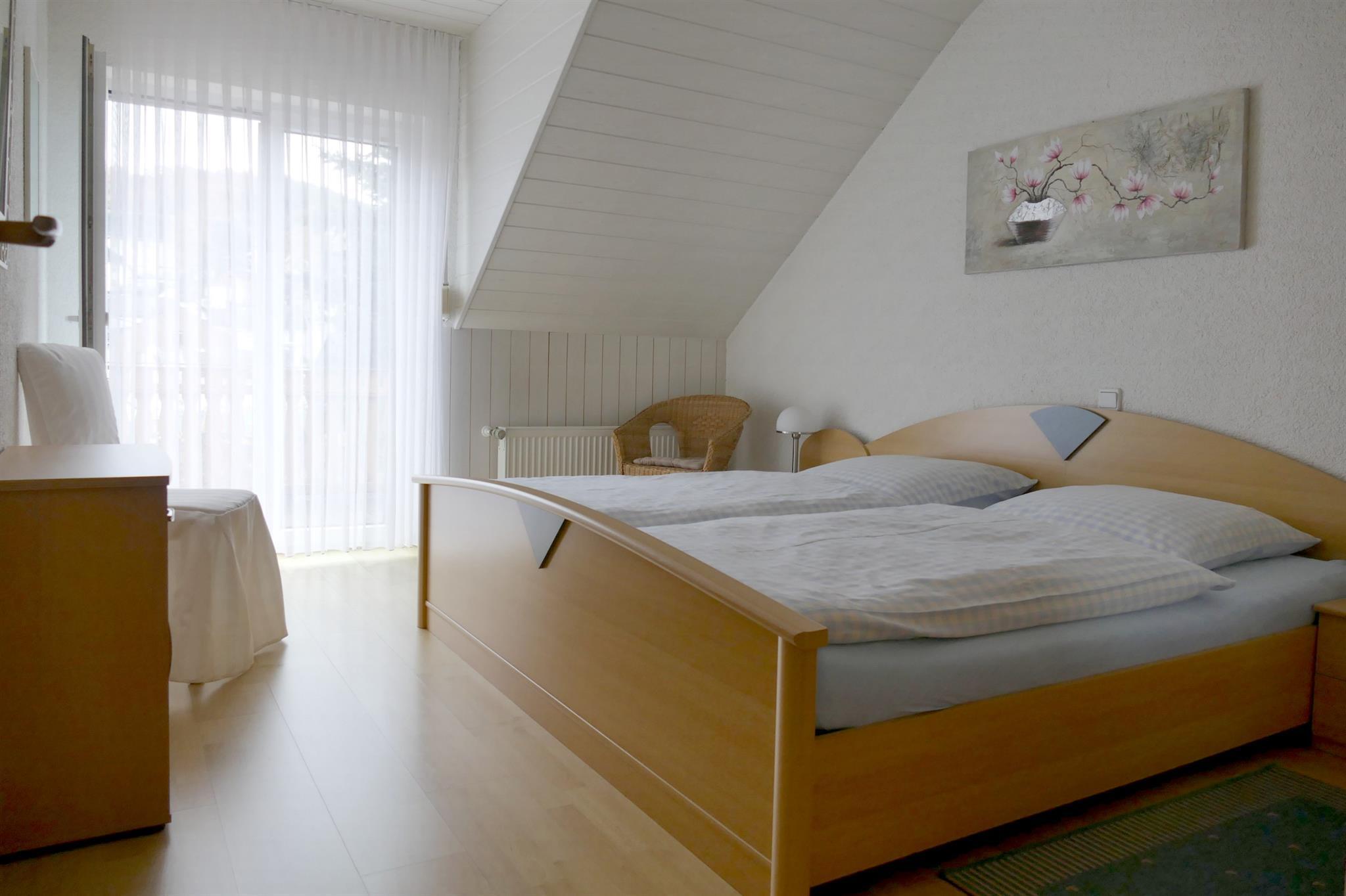 Ferienwohnung Pabst Schlafzimmer