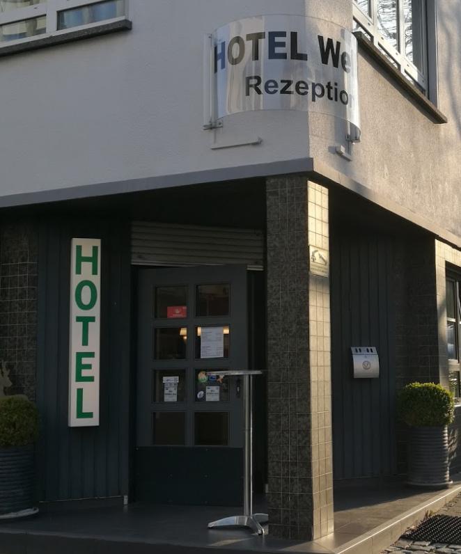 Hotel Weller Saarbrucken