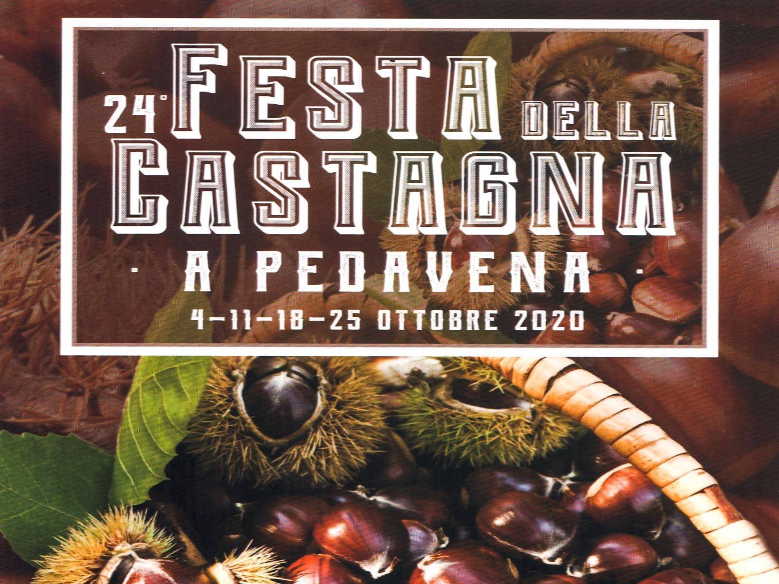 Locandina Festa della Castagna 2 di 2