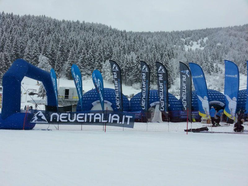 Tour delle Alpi – Ski test Head