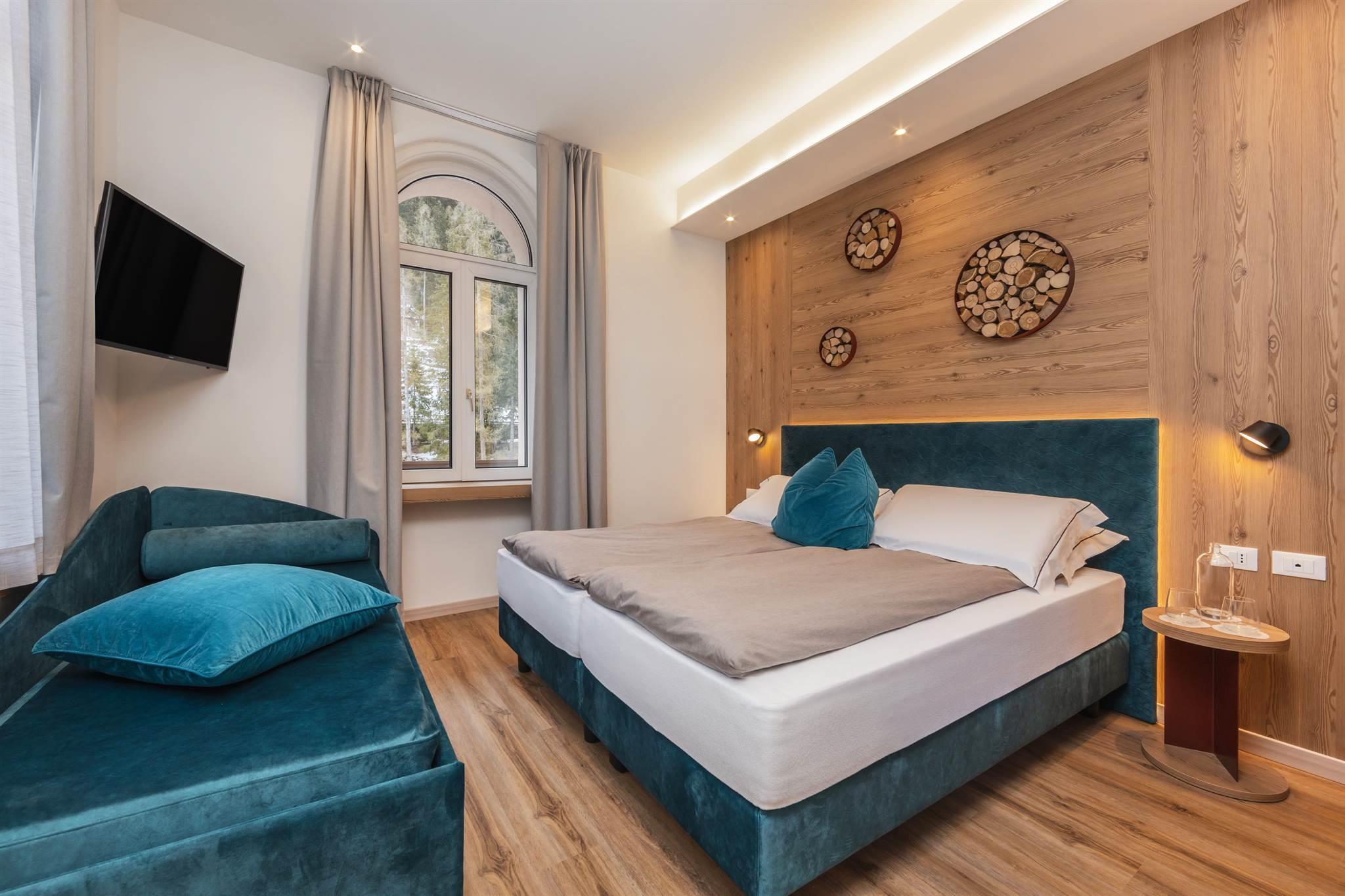 Camera Deluxe Hotel Pejo 125A2420-min