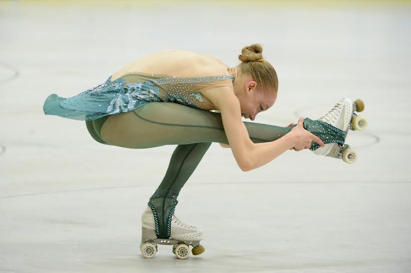 Rollkunstlauf Italienische Meisterschaft