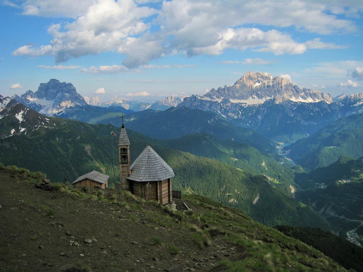 Panorama dal Col di Lana 3 von 3
