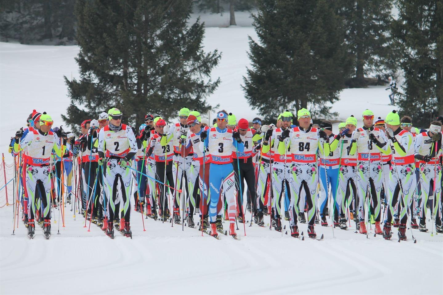 Campionati Italiani Cittadini e Master di Sci Nordico