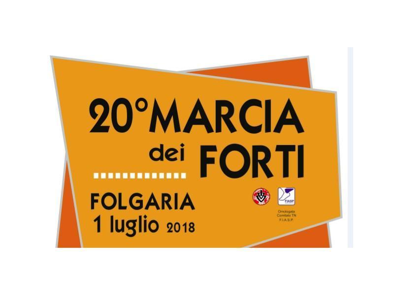 "20^ March of the Fortresses - ""Marcia dei Forti"""