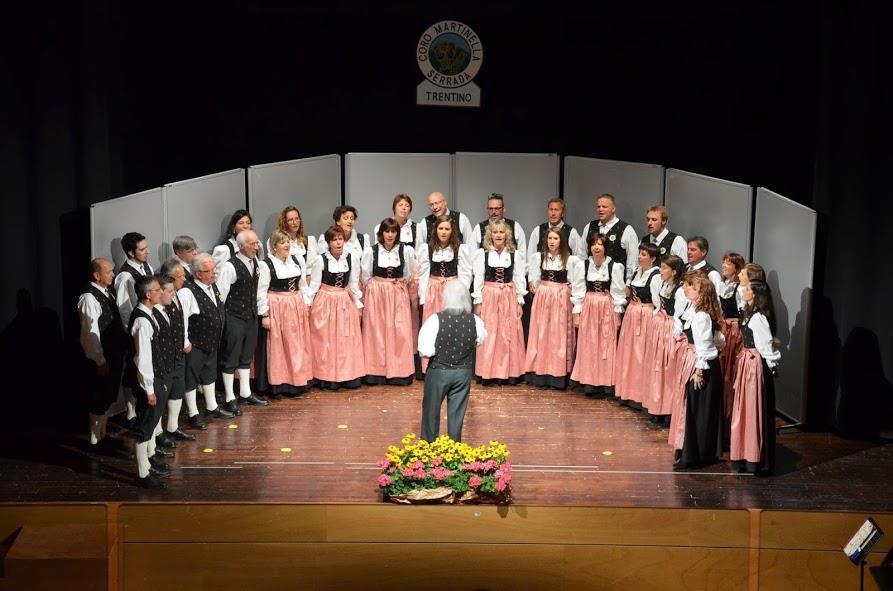 40 anni del Coro Martinella