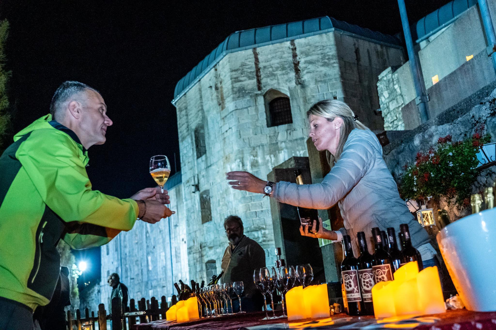 Notturna al Forte Belvedere