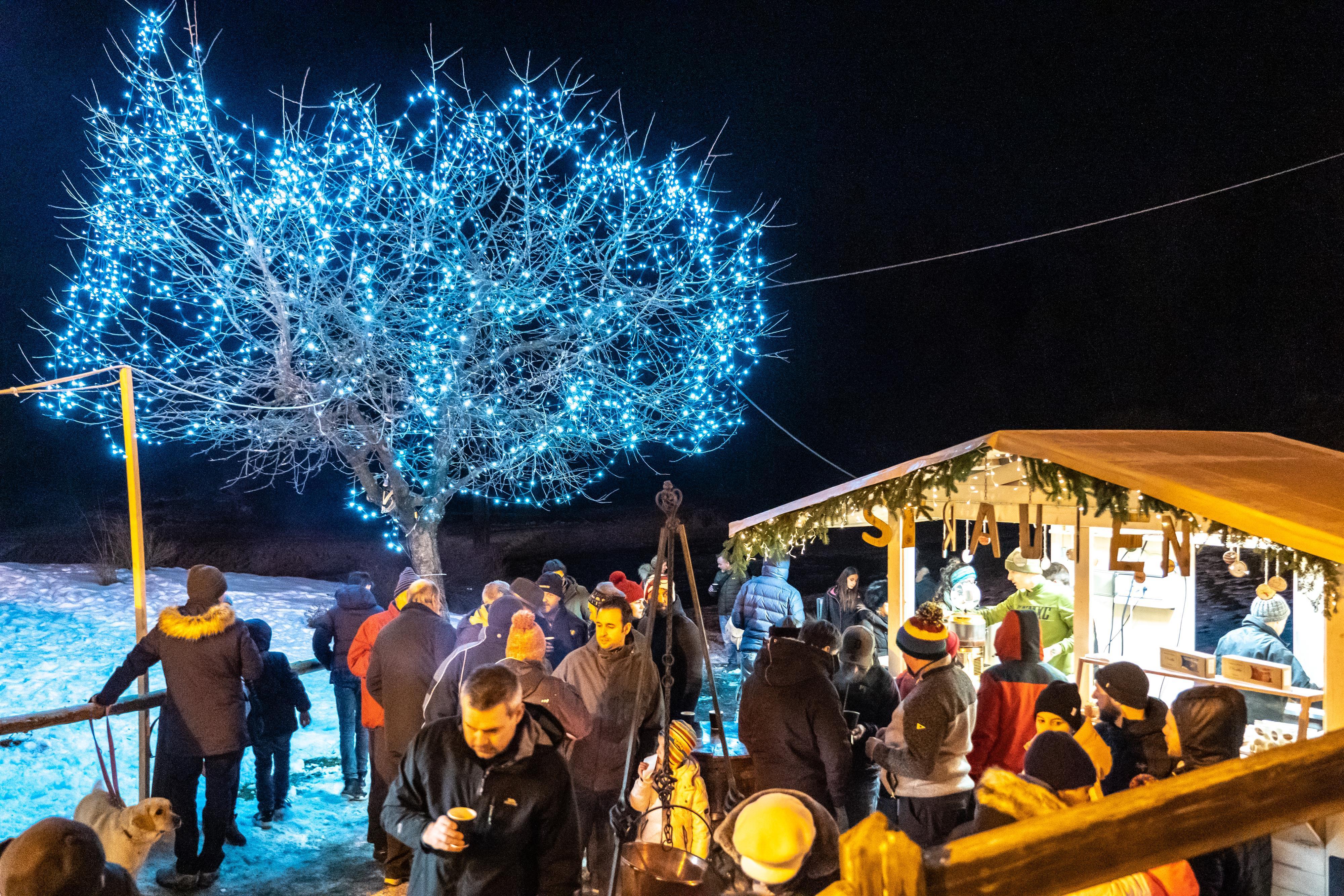 Christmas Market in Lavarone