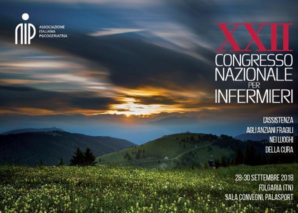 XXII Congresso Nazionale per Infermieri