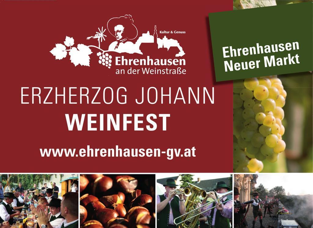 Sdsteirische Weinstrae - Ehrenhausen a.d.W. - calrice.net