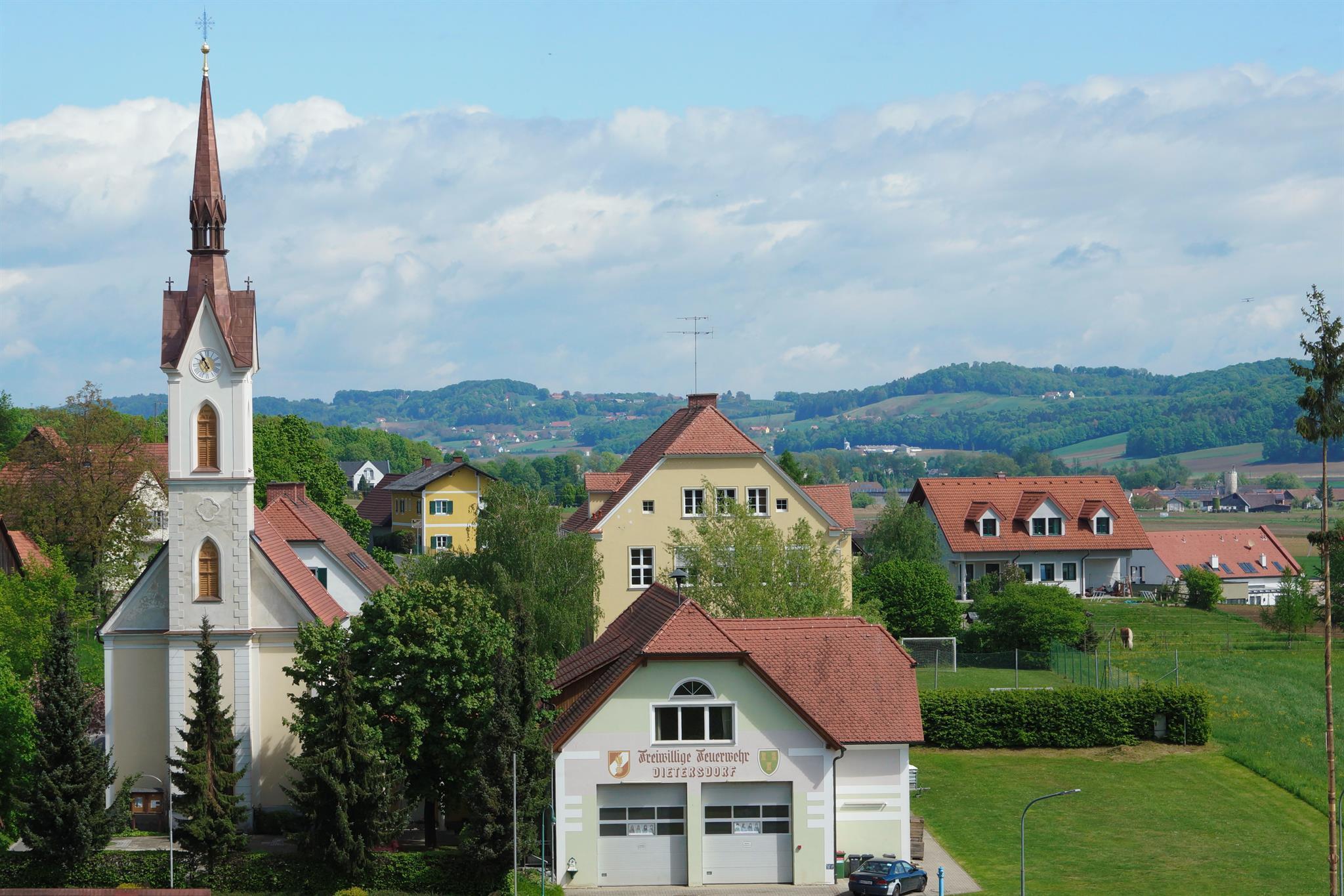 Scharfe Tage bei Trachten Trummer in Dietersdorf - Bad