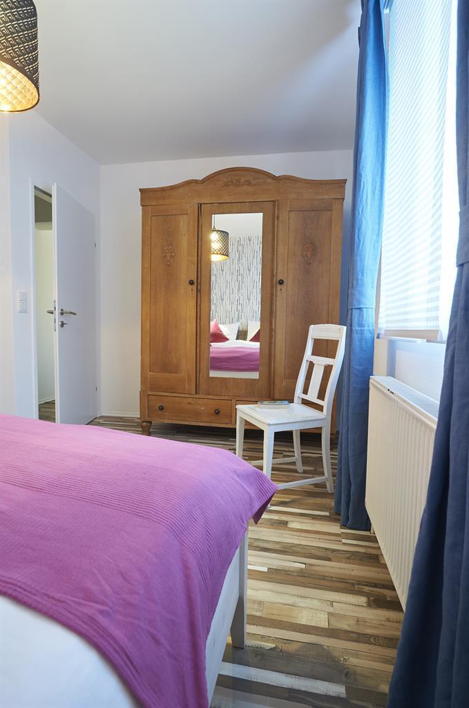 Maison de vacances Halbturn Fewo 2, Balkon, Dusche/WC, Frontseite (2067618), Halbturn, Lac de Neusiedl, Burgenland, Autriche, image 13