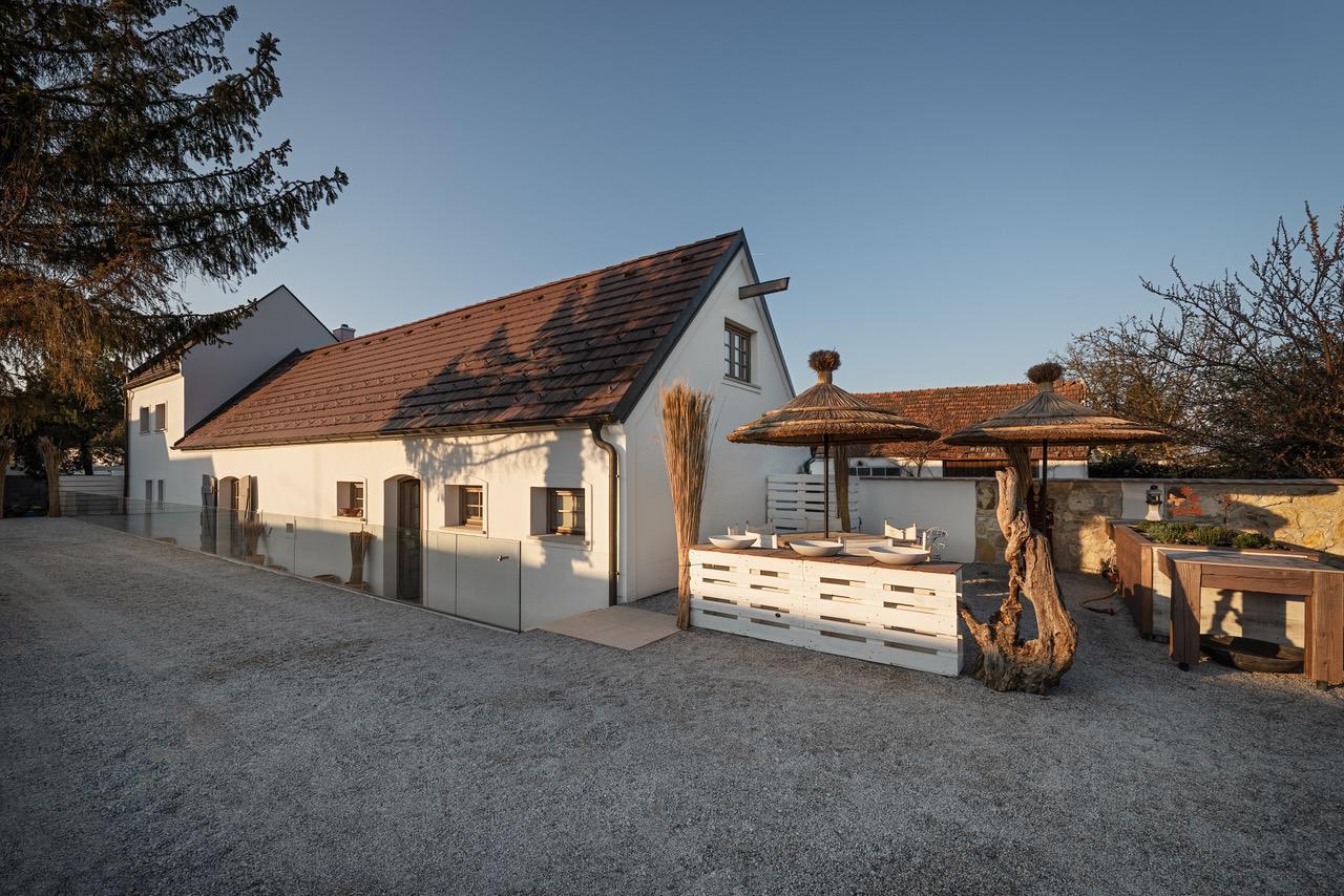 Ferienhaus Presshaus Schützen Ferienhaus, Dusche, WC, 1 Schlafraum (2583554), Schützen am Gebirge, Neusiedler See, Burgenland, Österreich, Bild 1