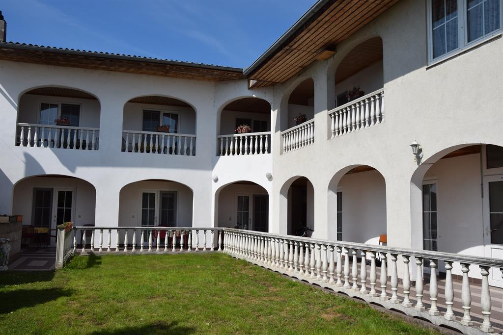 Ferienwohnung Rosenhof Appartementhaus Appartement 50m²; 1 Schlafraum (2008888), Podersdorf am See, Neusiedler See, Burgenland, Österreich, Bild 2
