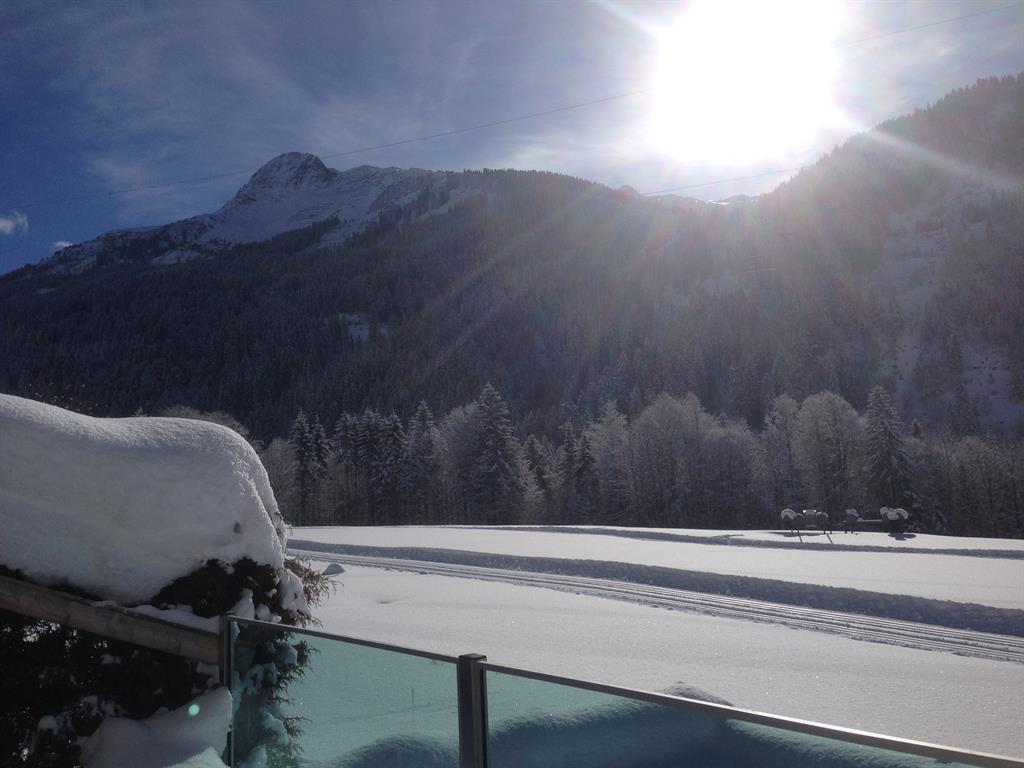 Ferienwohnung Haus Heidi Appartement/Fewo, Dusche, WC, 2 Schlafräume (2552574), Wald am Arlberg, Arlberg, Vorarlberg, Österreich, Bild 2