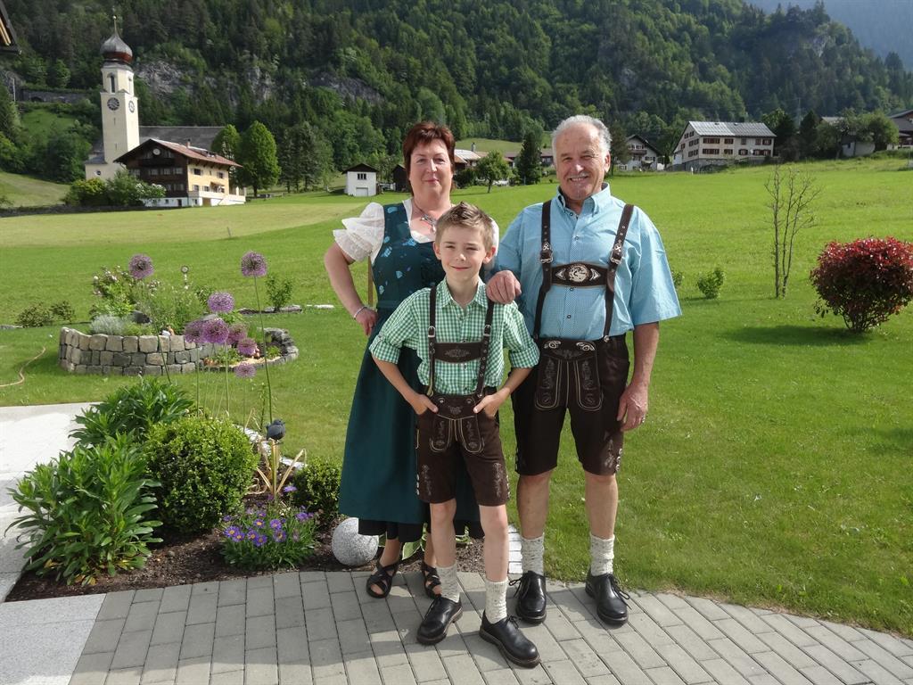 Ferienwohnung Haus Ganahl Ferienwohnung (2551602), Wald am Arlberg, Arlberg, Vorarlberg, Österreich, Bild 22