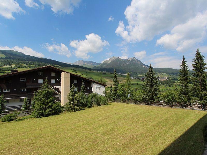 Las Vals A8 3.5 Zimmerwohnung - 4 Betten Ferienwohnung