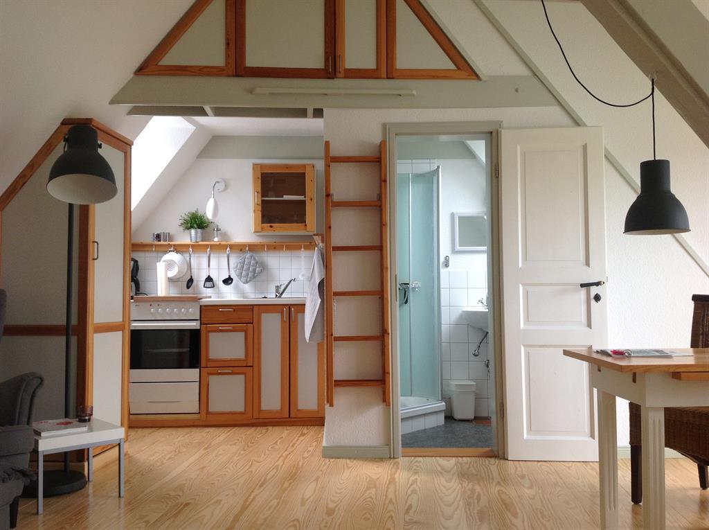 Appartement de vacances Haus Oldenburg 10 Atelier (1492553), Flensburg, Fjord de Flensburg, Schleswig-Holstein, Allemagne, image 8