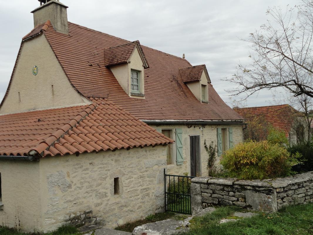 46G1550 GITE CLANCINES Gîte de SENAILLAC Ferienhaus in Frankreich