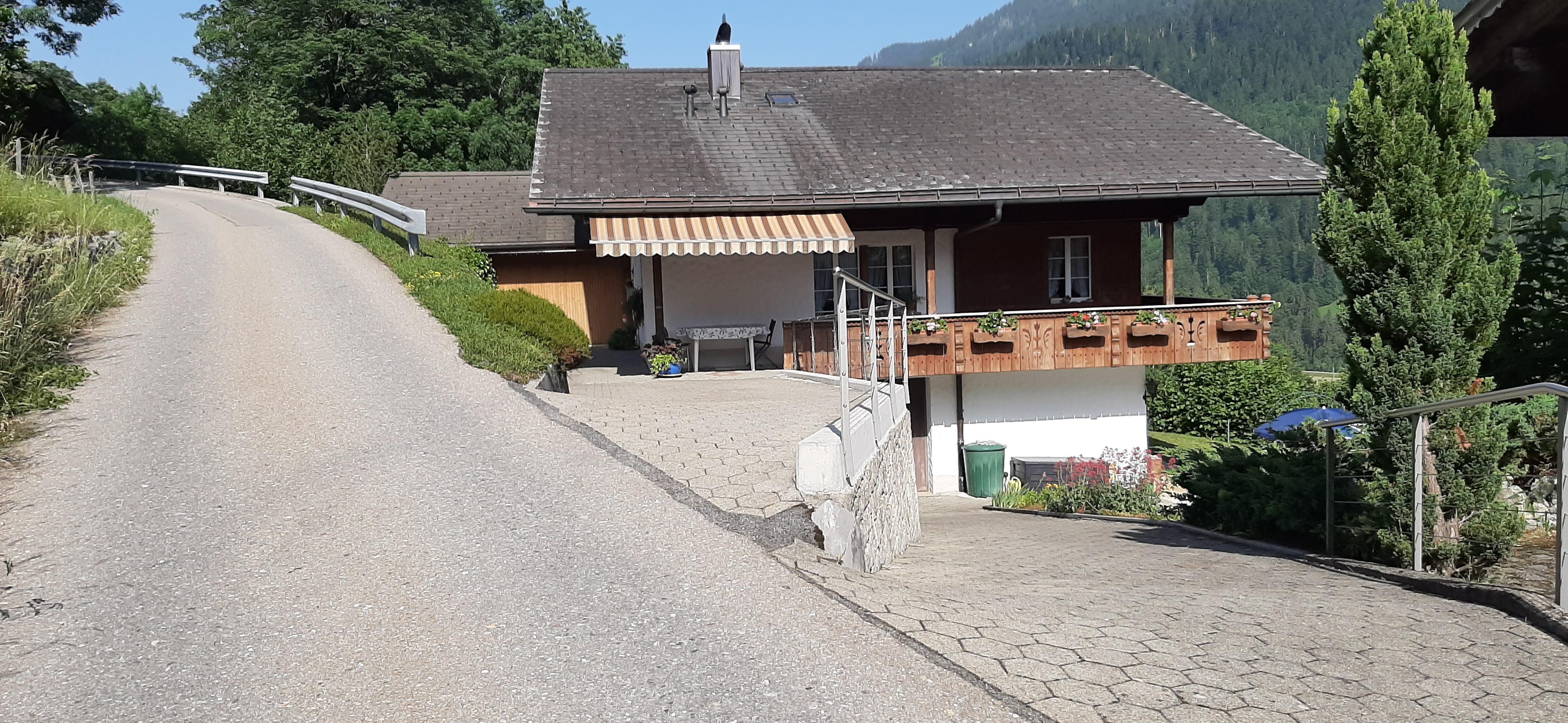 Appartement de vacances Steini 2-4-Bett-Wohnung (1964997), Boltigen, Vallée de la Simme, Oberland bernois, Suisse, image 4
