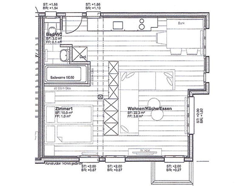 Ferienwohnung Viola 2 Bett Wohnung Obj. W2021 (918258), Wengen, Jungfrauregion, Berner Oberland, Schweiz, Bild 18