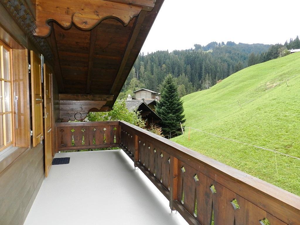 Ferienwohnung Hornflue (Baumann) 4-Bettwohnung (669113), Saanen, Gstaad - Saanen, Berner Oberland, Schweiz, Bild 5