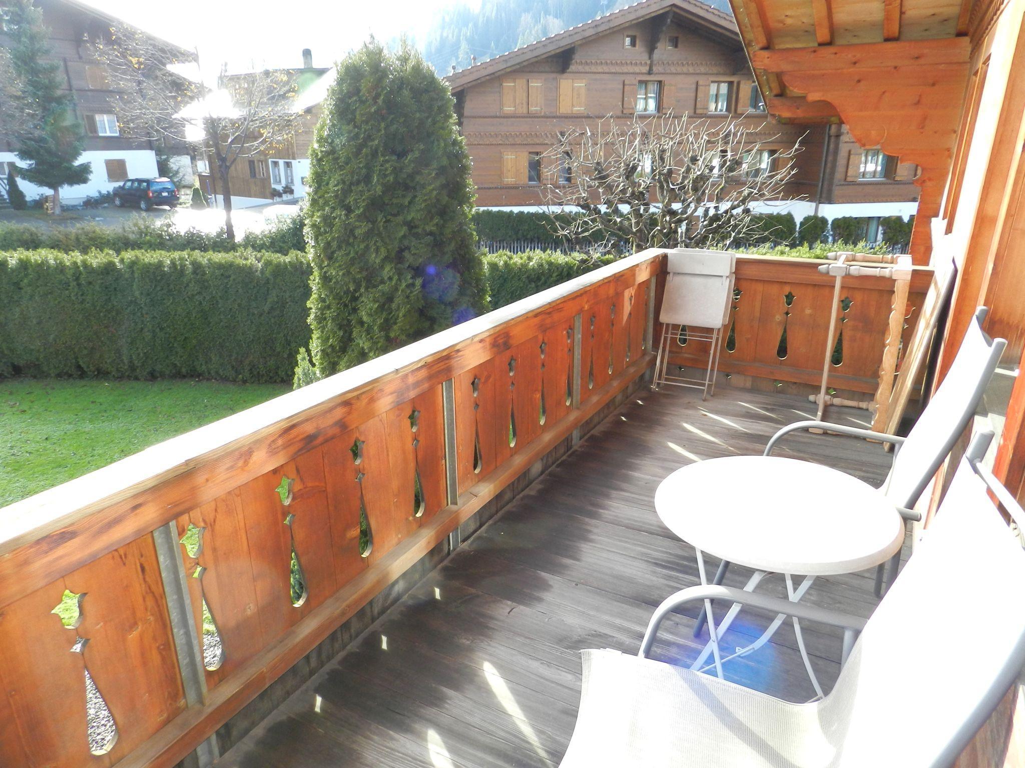 Appartement de vacances Schmiede-Stöckli 6-Bettwohnung (591665), Gstaad, Gstaad - Saanen, Oberland bernois, Suisse, image 6