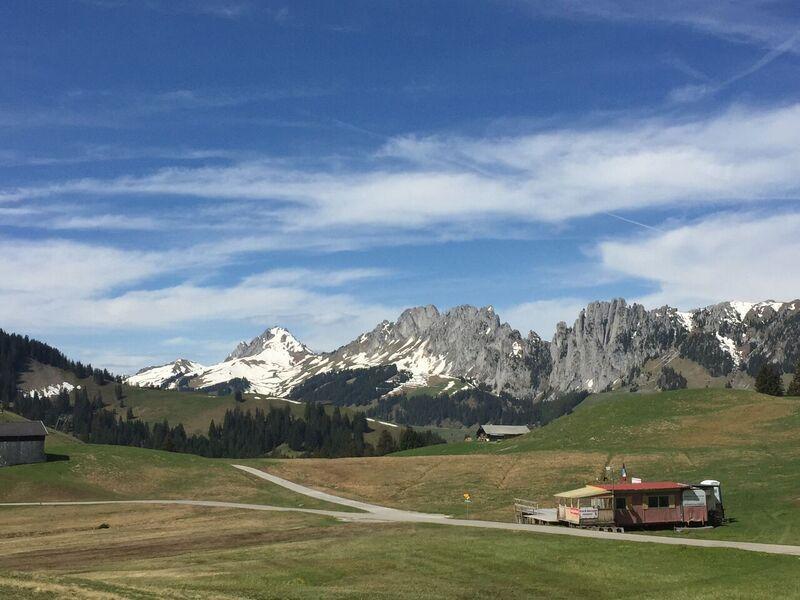 Appartement de vacances Jaunpasscabin Mobilheim (2012154), Boltigen, Vallée de la Simme, Oberland bernois, Suisse, image 18
