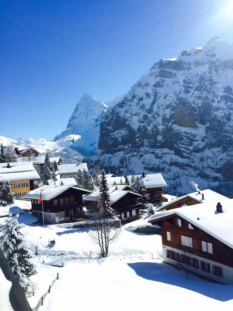 Appartement de vacances Träumli 2 Bett Wohnung Obj. M2007 (2288662), Mürren, Région de la Jungfrau, Oberland bernois, Suisse, image 4