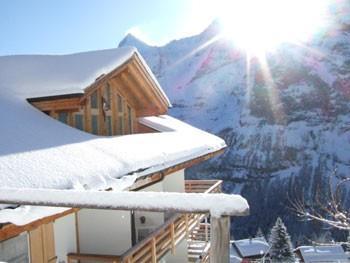 Appartement de vacances Nollen 6 Bett Wohnung Obj. M6004 (887254), Mürren, Région de la Jungfrau, Oberland bernois, Suisse, image 1