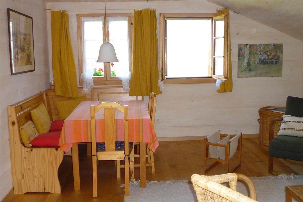 Appartement de vacances Auf der Mauer 5-Bett-Wohnung (2019079), Oberwil im Simmental, Vallée de la Simme, Oberland bernois, Suisse, image 11
