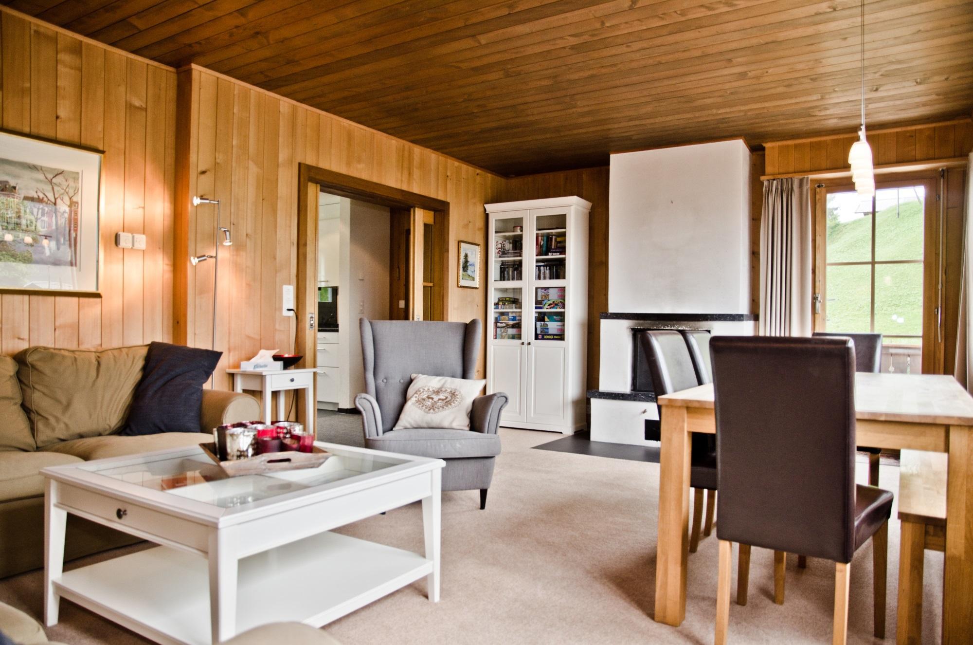 Ferienwohnung Zita 6 Bett Wohnung Obj. GRIWA6016 (918273), Grindelwald, Jungfrauregion, Berner Oberland, Schweiz, Bild 3