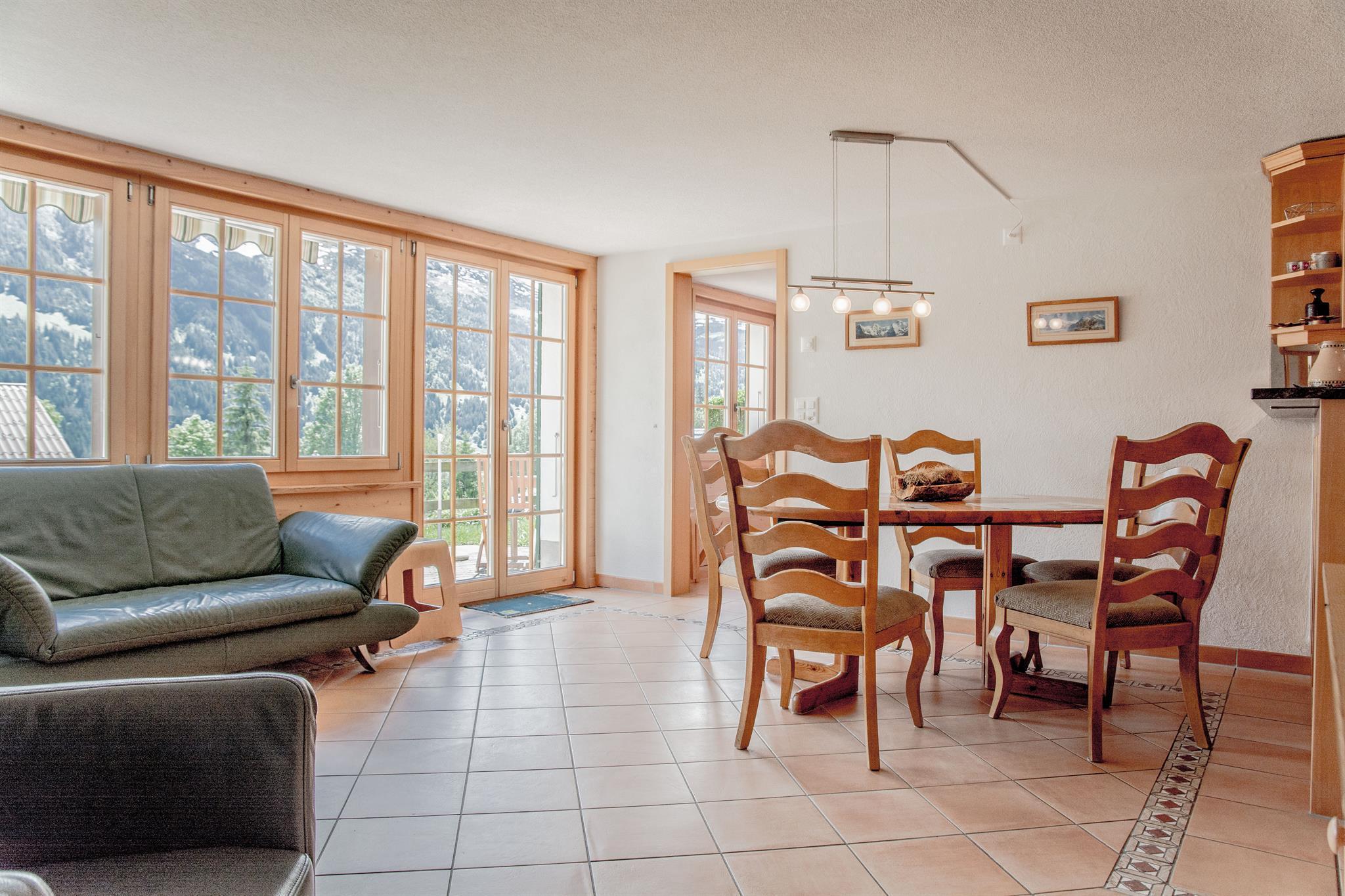 Ferienwohnung Hitsch 4 Bett Wohnung Obj. GRIWA4033 (2633981), Grindelwald, Jungfrauregion, Berner Oberland, Schweiz, Bild 2
