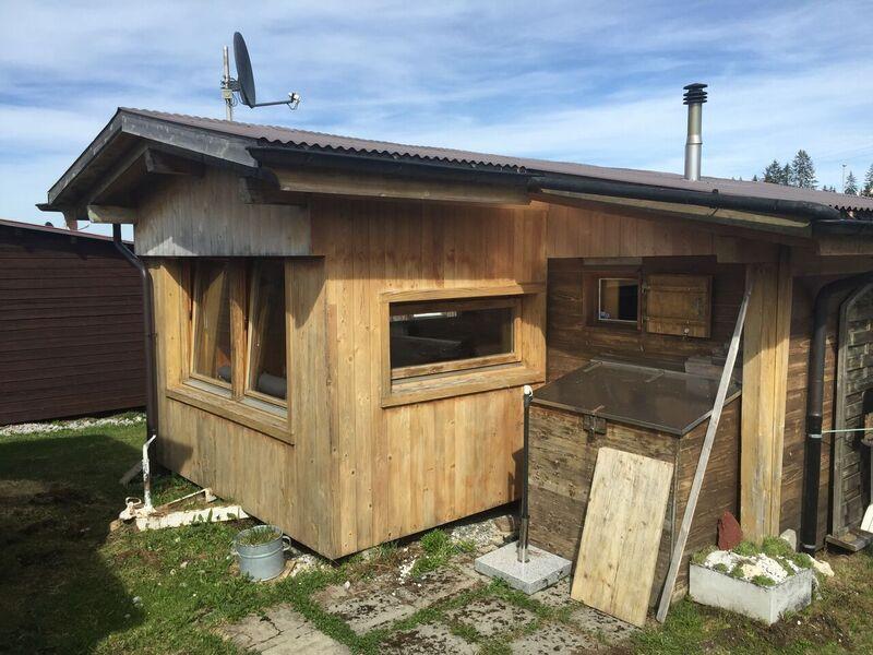 Appartement de vacances Jaunpasscabin Mobilheim (2012154), Boltigen, Vallée de la Simme, Oberland bernois, Suisse, image 9