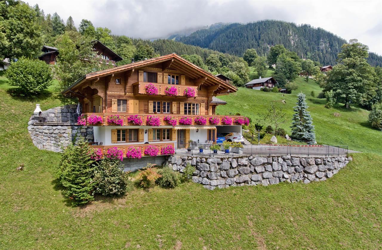 Ferienwohnung Susenegg 2 Bett Wohnung (2655741), Grindelwald, Jungfrauregion, Berner Oberland, Schweiz, Bild 1