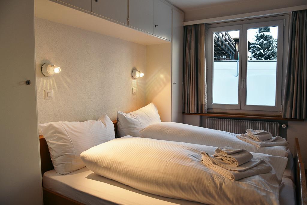 Appartement de vacances Chalet Arvenegg Appartement/Fewo, Bad, WC, 2 Schlafräume (2067684), Mürren, Région de la Jungfrau, Oberland bernois, Suisse, image 8