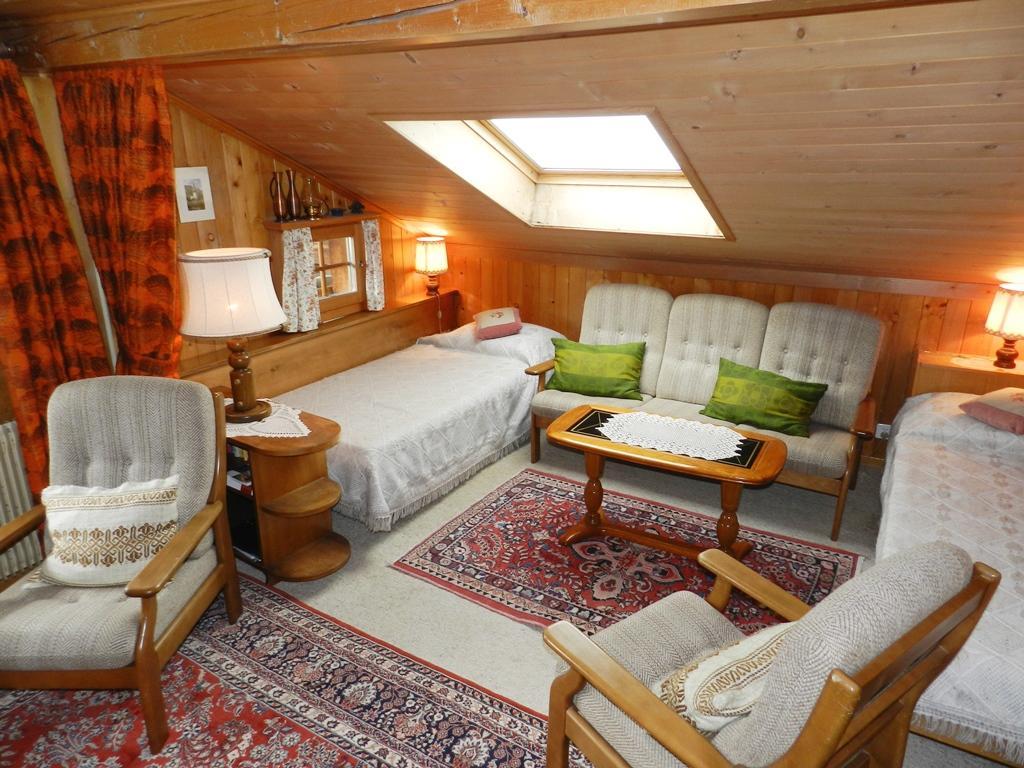 Ferienwohnung Morier (2. Stock) 4-Bettwohnung (591984), Saanen, Gstaad - Saanen, Berner Oberland, Schweiz, Bild 12