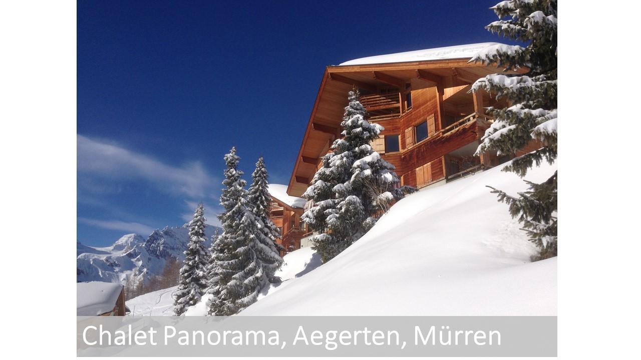 Appartement de vacances Panorama 2 Bett Wohnung Obj. M2003 (2610220), Mürren, Région de la Jungfrau, Oberland bernois, Suisse, image 3