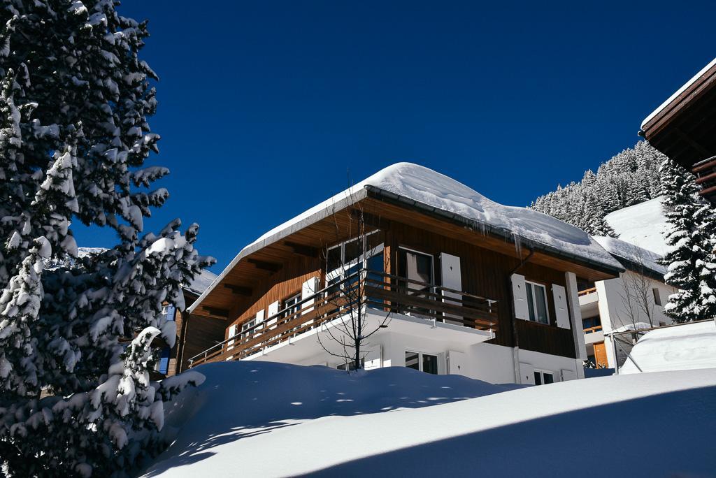Appartement de vacances Chalet Arvenegg Appartement/Fewo, Bad, WC, 2 Schlafräume (2067684), Mürren, Région de la Jungfrau, Oberland bernois, Suisse, image 2