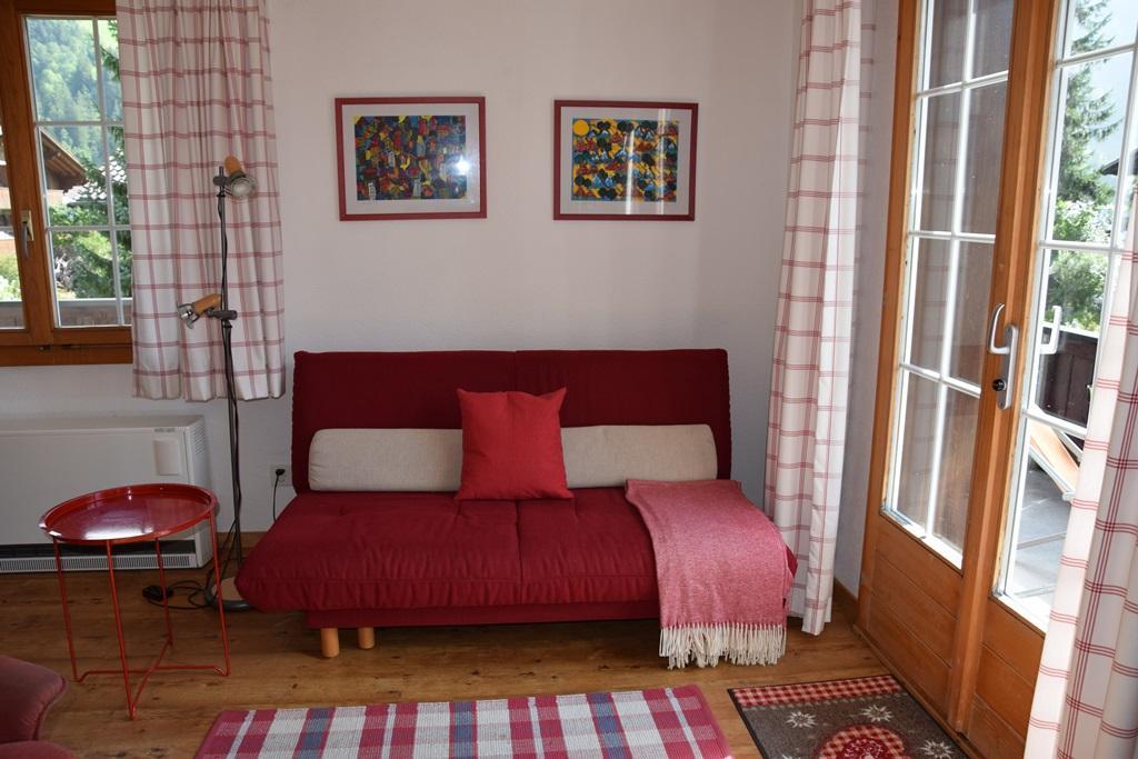Appartement de vacances Elena # 1 2-Bett-Wohnung (2017907), Lenk im Simmental, Vallée de la Simme, Oberland bernois, Suisse, image 6