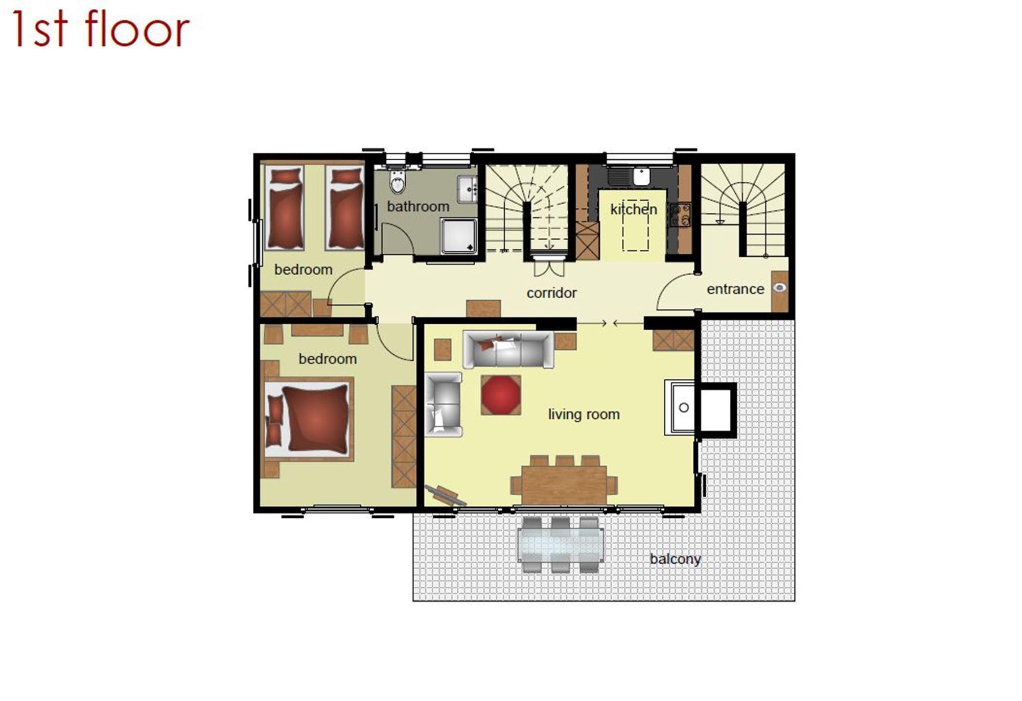 Ferienwohnung Zita 6 Bett Wohnung Obj. GRIWA6016 (918273), Grindelwald, Jungfrauregion, Berner Oberland, Schweiz, Bild 16