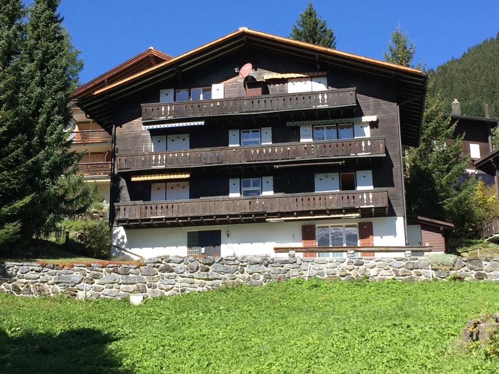 Appartement de vacances Träumli 2 Bett Wohnung Obj. M2007 (2288662), Mürren, Région de la Jungfrau, Oberland bernois, Suisse, image 2